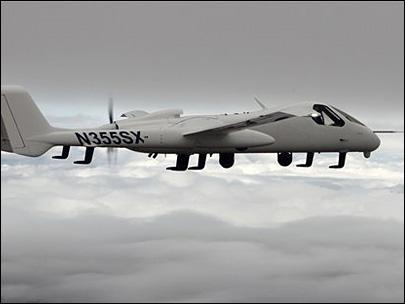 Northrop Grumman unveils new intel airplane