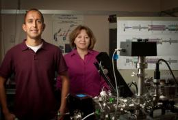 Novel approach uses ion-molecule collisions, deposition to create sought-after material