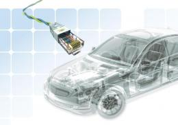 NXP develops automotive ethernet transceivers for in-vehicle networks