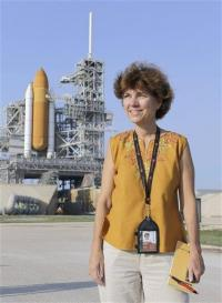 One reporter's look back at the space shuttle era (AP)