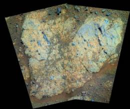 Opportunity on verge of new discovery