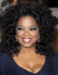 Oprah Winfrey chats on Facebook Live talk show (AP)