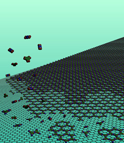 Organic 2-D films could lead to better solar cells