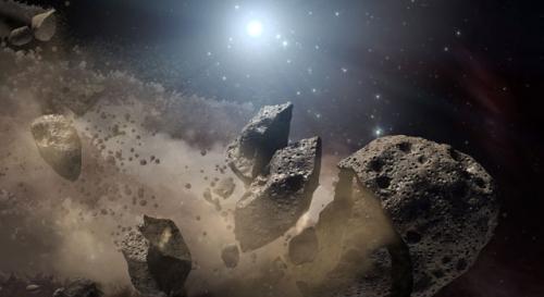 Origin of dinosaur-killing asteroid remains a mystery