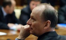 Patrushev said use of the Internet by criminals and terrorist groups cannot be ignored