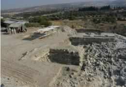 UC research uncovers ancient mycenaean fortress