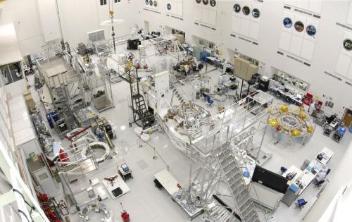 JPL facility has built famed spacecraft for 50 years