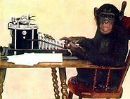 Programmer has fun with monkeys typing Shakespeare theory