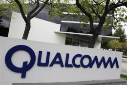 Qualcomm results shine amid smartphone optimism (AP)