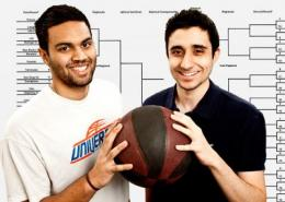 Real March Madness is relying on seedings to determine Final 4