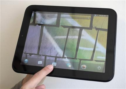 Review: HP TouchPad makes a mediocre tablet (AP)