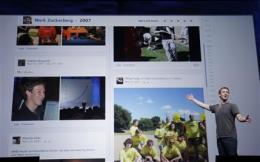 Review: Take the time to curate Facebook Timeline (AP)