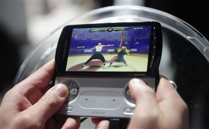 Review: Xperia Play not the phone gamers hoped for (AP)