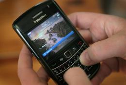 RIM and the Indian government have been embroiled in a row over access to BlackBerry services