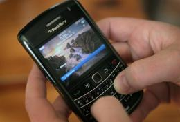 RIM has sold 165 million BlackBerry smartphones