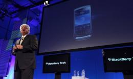 RIM kicks off a major software developers conference as the BlackBerry maker tries to burnish its tarnished image
