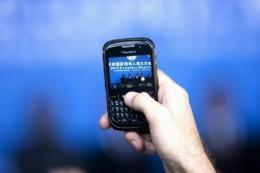 RIM's regional managing director says BlackBerry currently leads the smartphone market in Indonesia