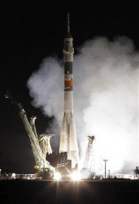 Russia relishes chances created by end of shuttle (AP)