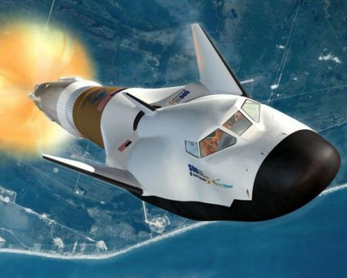 Sierra Nevada's Dream Chaser to Conduct Drop Test Next Summer