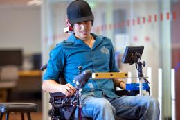 Smart wheelchair soars in top innovations list