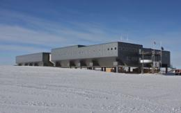 South Pole website celebrates a century of science