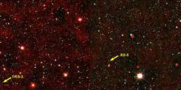Stardust discovered in far-off planetary systems