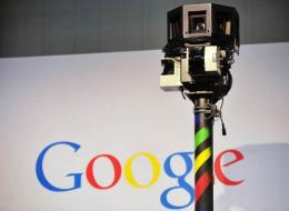 Street View lets users view panoramic street scenes on Google Maps and take a virtual