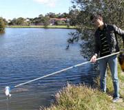 Sydney river an 'open sewer'