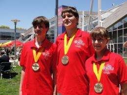 Team of Russian teens won the National Geographic world championship