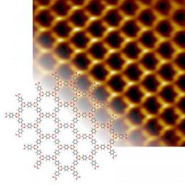 The art of molecular carpet-weaving: 2-D networks from boron acids
