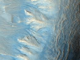The average surface temperature on Mars, Earth's nearest neighbour, is minus 63 degrees Celsius