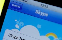 The Federal Security Service says extremists' use of Skype could threaten Russian security