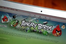 The first Angry Birds-themed play parks will be built in Espoo, near Helsinki
