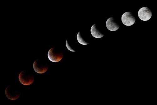 The first eclipse of the year  was seen in parts of Europe, Africa, Asia and Australia