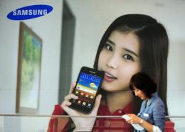 The number of smartphone subscribers hit 20.1 million in South Korea late last week