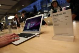 The rising popularity of Apple computers is catching the attention of cyber crooks