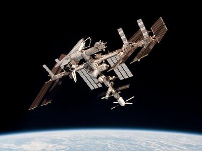 The story behind Paolo's space station photos