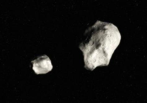 Two asteroids passed close to Earth Wednesday