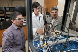 UD post-doctoral researcher makes strides in fuel cell technology