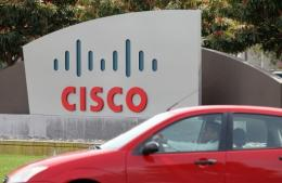 US networking giant Cisco said it will eliminate 6,500 jobs, cutting its global workforce by nine percent