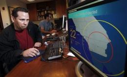 US scientists testing earthquake early warning (AP)