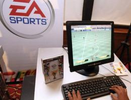 US videogame titan Electronic Arts (EA) announced it is buying mobile game maker Firemint