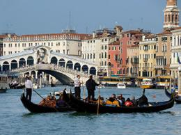 Venice to suffer fewer storm surges