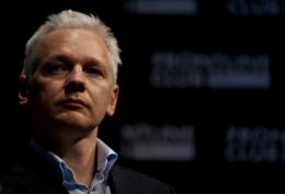 Whistleblower website WikiLeaks founder Julian Assange