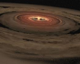 White Dwarf Stars Consume Rocky Bodies