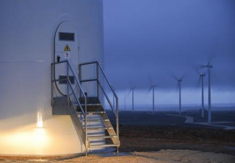 Wind power in Spain has already overtaken nuclear energy