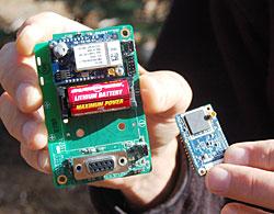 Wireless sensors to improve Sierra snowpack measurements