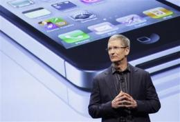With Jobs out as CEO, Apple looks to the future (AP)
