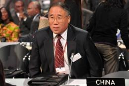Xie Zhenhua has called on wealthy nations to hammer out a funding mechanism to help developing countries