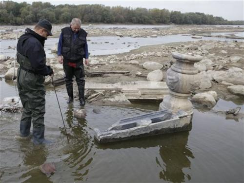 17th-century treasures being recovered in Poland